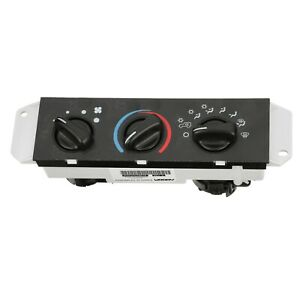 05-06 JEEP WRANGLER A/C HEATER AIR CLIMATE CONTROL MOPAR 55056559AB