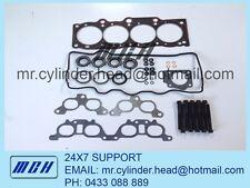 Toyota Camry Head Gasket Set + Head Bolt Kit 3SFE 5SFE 3SFC Holden Apollo