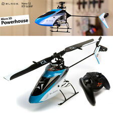 Blade BLH1300 Nano S2 Intermediate Collective Pitch Helicopter RTF w/ SAFE Tech