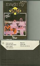 RARE / K7 AUDIO - SPACE : MAGIC FLY / TAPE