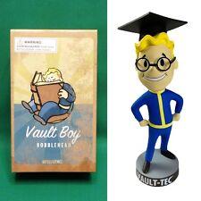 "Fallout 3 Vault Boy 5"" Intelligence 101 Bobblehead (Series #2) Vault-Tec Pip Boy"