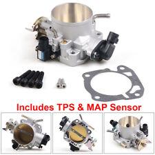 For Honda Civic Si Acura Bdfh B16 B18 70mm Throttle Body With Tps Amp Map Sensor