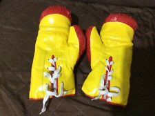 Child's Boxing Gloves and weightlifting gloves