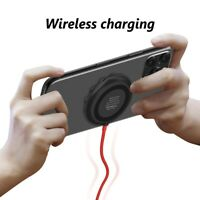 KQ_ Portable USB Wireless Fast Charging Pad Suction Cup Charger for Mobile Phone