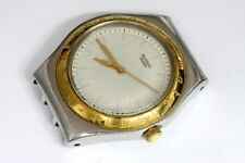 Swatch Irony AG 1998 unisex quartz watch for PARTS/RESTORE! - 134528