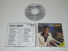FRANZ LAMBERT/GOLD COLLECTION(ELECTROLA CDP 538-19864 2) CD ALBUM