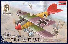 Albatros D.V/Va << Roden #032, 1:72 scale