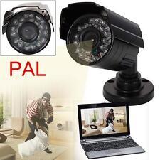 Caméra HD 1300TVL Couleur extérieur sécurité surveillance IR Jour Nuit PAL EH