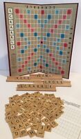 Selchow & Righter Co. Scrabble Crossword Board Game 2-4 Players