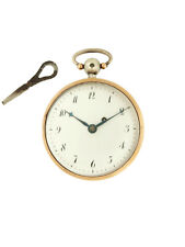 Terrot & Fazy Geneve Quarter Repeater Silver & Gold Pocket Watch c. 1800 (19111)