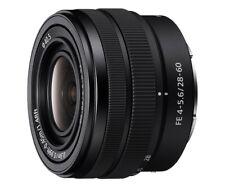 Sony FE 28-60mm F4-5.6 Zoom Lens - E-Mount