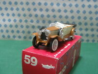Vintage -  FIAT 519 S 1926-1929  -  1/43  Rio n°59   Mint in Box