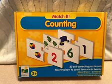 The Learning Journey Match It Counting Self-Correcting Educational Puzzle Game