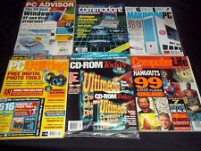 1990S-2000S ASSORTED COMPUTER MAGAZINES LOT OF 23 - TECH - PB 64