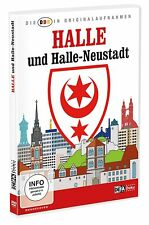 Die DDR in Originalaufnahmen - Halle und Halle-Neustadt - DVD - *NEU*