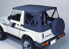 Verdeck Plane Dach Softtop schwarz Suzuki SJ413 Samurai - Santana SJ410 black SJ