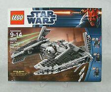 """Lego ~ Star Wars #9500 """"Sith Fury-Class Interceptor"""" ~ retired ~ NISB"""