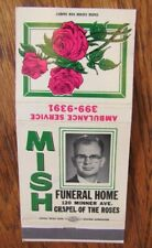 FUNERAL HOME: MISH (OILDALE & SHAFTER, CALIFORNIA) -G10