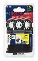 Bosch Starlock Plunge Blade Metal 1-1/4 in. 3 pk Model OSL114F-3