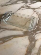 Small Glass Refrigerator Dish Butter