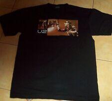 U2 cotton T-Shirt Size L