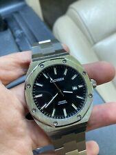 Cadisen Royal Oak Stainless Steel Watch Seiko NH movement