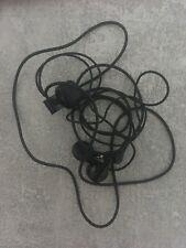 Nokia earphones black headset vintage phone