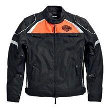 Harley-Davidson® Men's Hi-Vis Switchback Lite Riding Jacket - 98091-15VM/000S