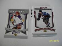 LOT OF 14 MVP 2007-08 INCLUDE RC FUKUFUJI, WARD, FORSBERG-RADULOV,...