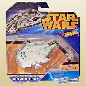 Hot Wheels Star Wars Millennium Falcon - CGW56 - NEW