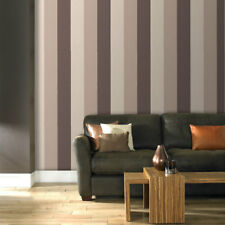 Superfresco Wallpaper Colours Java Textured Vinyl Chocolate 18942