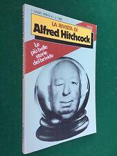 LA RIVISTA DI ALFRED HITCHCOCK n.4 , Ed. Rizzoli (1978) Libro storie del brivido