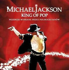 MICHAEL JACKSON - KING OF POP 2 CD RARE (2008)  POLISH EDITION 31 TRACKS