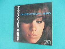 Francoise Hardy rare 1966 beat/pop Lp - In Deutschland