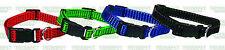 Reflective Collar Adjustable Dog 1x30cm Comfortable Pet Puppy Clip Terier Safe