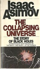 The Collapsing Universe  Isaac Asimov Science 1978 Vintage Paperback VG+