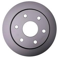 Disc Brake Rotor-Coated Rear ACDelco Advantage 18A907AC