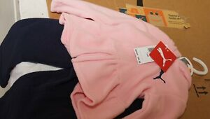 Puma Infant Baby Girl Size 12 Months Pink  3 Piece Outfit Set new