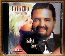 JESUS CAUNEDO Y SU ORQUESTA - SALSA SEXY -  CD