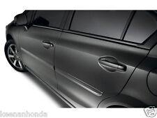Genuine OEM Honda Civic 4Dr Sedan Body Side Molding Kit 2012 - 2015
