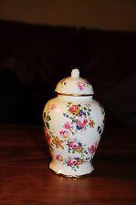 Beautiful tall china urn vase Fenton China company, English bone china