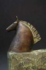 """Bronzefigur """" Trojanisches Pferd """" by RUCHOS"""