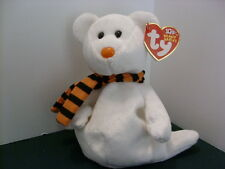 Ty Beanie Babies Quivers The Ghost Bear - NWT 2003