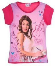 Disney Violetta kurzarm T-Shirt Mädchen nur noch Gr. 116