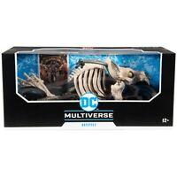 DC Multiverse DEATH METAL BATCYCLE Vehicle 7-Inch Figures McFarlane Toys Batman