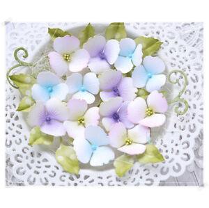 Stanzschablone Blume Blätter Weihnachten Hochzeit Oster Geburstag Karte Album