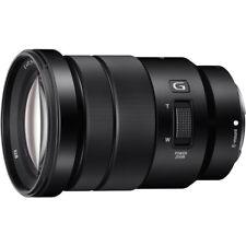Sony SELP18105G E PZ 18-105mm f/4 G OSS Power Zoom Lens