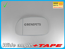Wing Mirror Glass Wide Angle For BMW Z3 1995-2003 + Strong TAPE Left B012 270