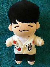 Sealed Brand New Exo Baekhyun Official Korean Fansite PartyKyoong 20cm Doll