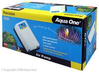 Aqua One A1-10070 Precision 7500 Air Pump 360L/h for Aquariums, Marine Tanks